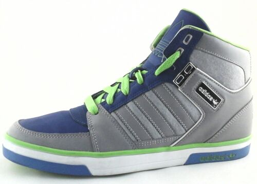 Euc 8 Eu 5 alto 2 hombre Rare 8 Court de Adidas Hi Uk Hard hombre G99348 Calzado Nos 42 para U7wqCBC
