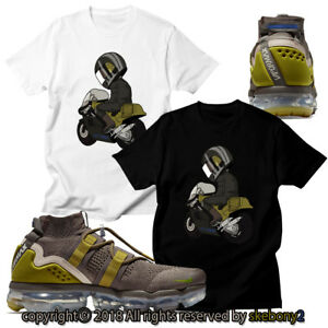timeless design 63124 d8b96 Details about NEW CUSTOM T SHIRT matching Nike Air VaporMax Utility  Ridgerock AVPU 1-2-2