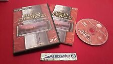 HEROES CHRONICLES / CONQUEST OF THE UNDERWORLD /  PC CD-ROM FR