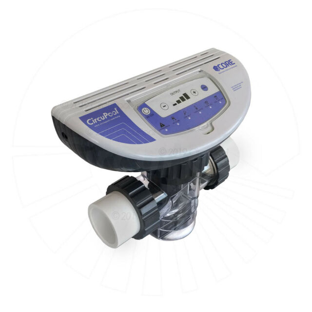 CircuPool CORE-35 Saltwater Pool Chlorine Generator System, For up to 35,000 gal