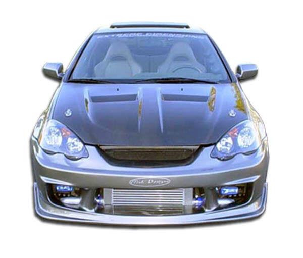 Duraflex Ispec Front Bumper Body Kit PC For Acura RSX Ed - Acura rsx body kit