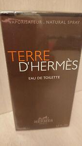 Terre-D-HERMES-100-ml-toilette-Pour-Homme-Spray-Men-EDT-VAPO