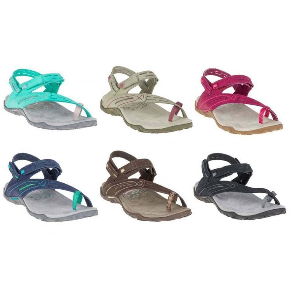 Último gran descuento Merrell Terran Convertible II Ladies Sandals All Sizes in Various Colours
