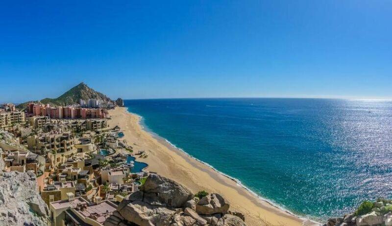 La Casa Roca 250 Camino del Mar, Cabo San Lucas, MLS #19-3569