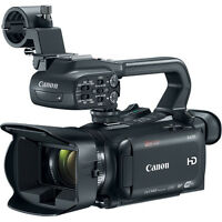 Canon XA35 Full HD 1080p Flash Memory SDXC/SDHC/SD Wi-Fi Camcorder with 20x Optical Zoom & 3.5