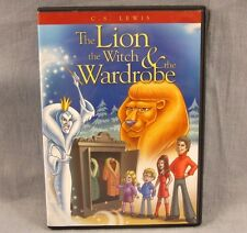 The Lion the Witch & the Wardrobe DVD Animated 95 Minutes Animation Narnia