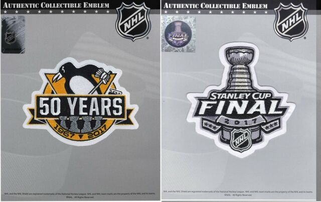 penguins 50th anniversary jersey