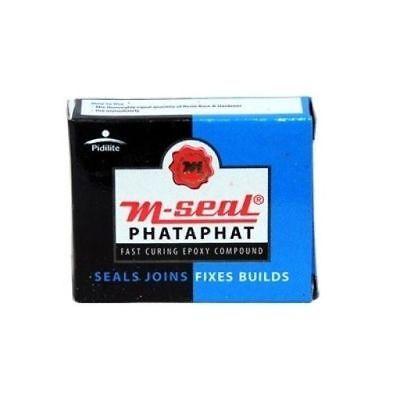 Pidilite M Seal Phataphat Fast Curing Epoxy Compound 25 50 Gm Ebay