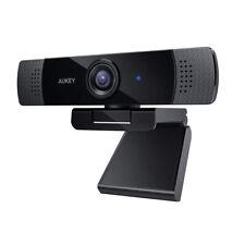 Aukey PC-LM1E Webcam FullHD 1920x1080 (30 FPs) HiFi Mikrofon