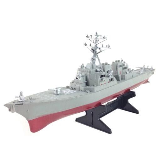 Battleship Modell Spielzeug Schiff Display Kriegschiff Marineblau Kinder Gift