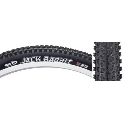 CST Premium pneu Jackrabbit 26X2.1 Noir Pli