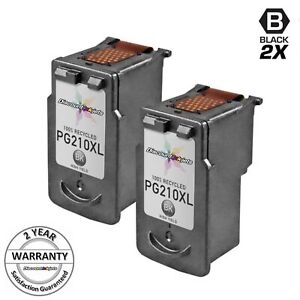 2pk-PG-210XL-PG210XL-for-Canon-Black-Ink-High-Yield-Cartridge-iP2702-MX340-MP480