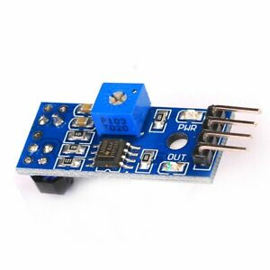 One-Tracking-Module-One-Tracking-Module-Tcrt5000-Infrared-Reflection-Sensor
