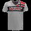 miniatura 15 - T-shirt maglia maniche corte Scollo V mod JIDNEY men uomo GEOGRAPHICAL NORWAY