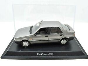 FIAT SCALA 1/43 modelli di auto CROMA Diecast modellcar statico NOREV GRIGIO