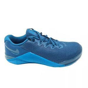 Nike-Metcon-5-Mens-Blue-Force-Cross-Training-Shoes-Size-8-AQ1189-446