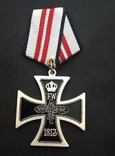 MUSEUM QUALITY GRAND COMMANDER GERMAN WWI IRON CROSS MEDAL 1870
