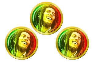 Bob-Marley-Marqueurs-de-Balles-de-Golf