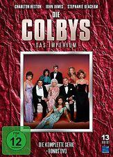 THE COLBYS - COMPLETE SERIES 1 & 2 + bonus DVD - PAL Region 2 - New & Sealed