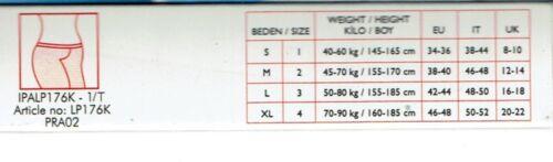 200 DEN blickdichte komfortable Strumpfhose in schwarz Größe  S LEG052