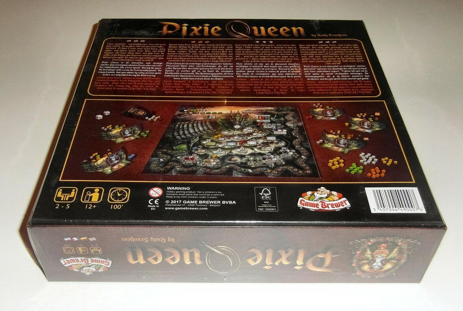 Pixie Queen Queen Queen - Game Brewer - 2017 705a26