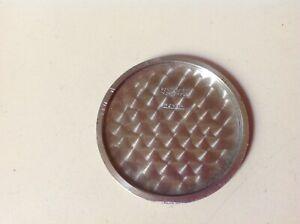 ZENITH fondello acciaio vintage mm 35