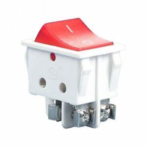 Einbau-Wippschalter-mit-schraubkontakten-2-polig-4pin-16A-250-rotbeleuchtet