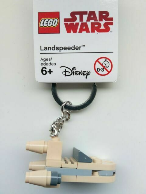 LEGO 853768 STAR WARS LANDSPEEDER Key Ring Bag Charm