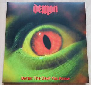 DEMON-BETTER-THE-DEVIL-YOU-KNOW-GREEN-180-Gram-VINYL-Album-OFFICIAL