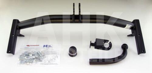 Für Seat Ibiza II 6K GP01 3//5-Tür Schrägheck 99-02 Anhängerkupplung starr+ES 13p