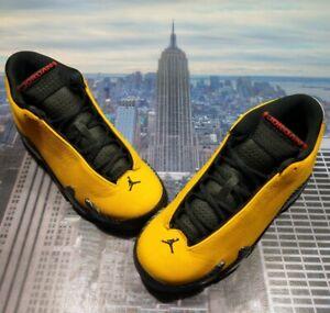 Nike Air Jordan XIV 14 Retro SE Yellow