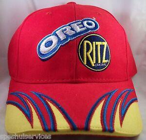 NWT Vintage Dale Earnhardt Jr  81 Oreo Ritz Adjustable Hat Cap 339648847578