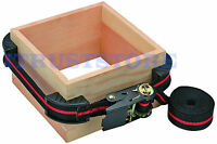Web Band Strap Wood Box Corner Miter Frame Clamp Woodworking Gluing Vise Tool
