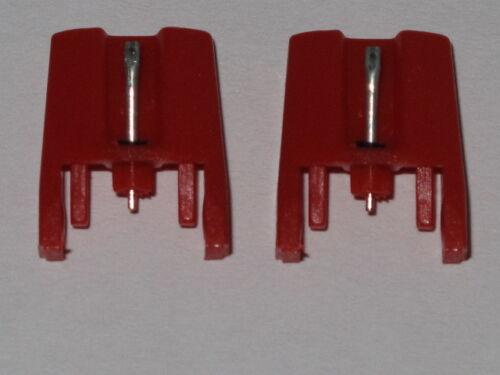 PSLX56,STY158 KENWOOD V69,N69,P31 HIGH QUALITY STYLUSES x 2  FOR SONY PSJ10