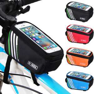 Bicycle-Cycling-Bike-Frame-Front-Tube-Waterproof-Mobile-Phone-Bag-Holder-Sports