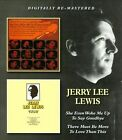 She Even Woke Me Up to Say Goodbye/There Must Be More to Love Than This by Jerry Lee Lewis (CD, Jul-2013, Beat Goes On)