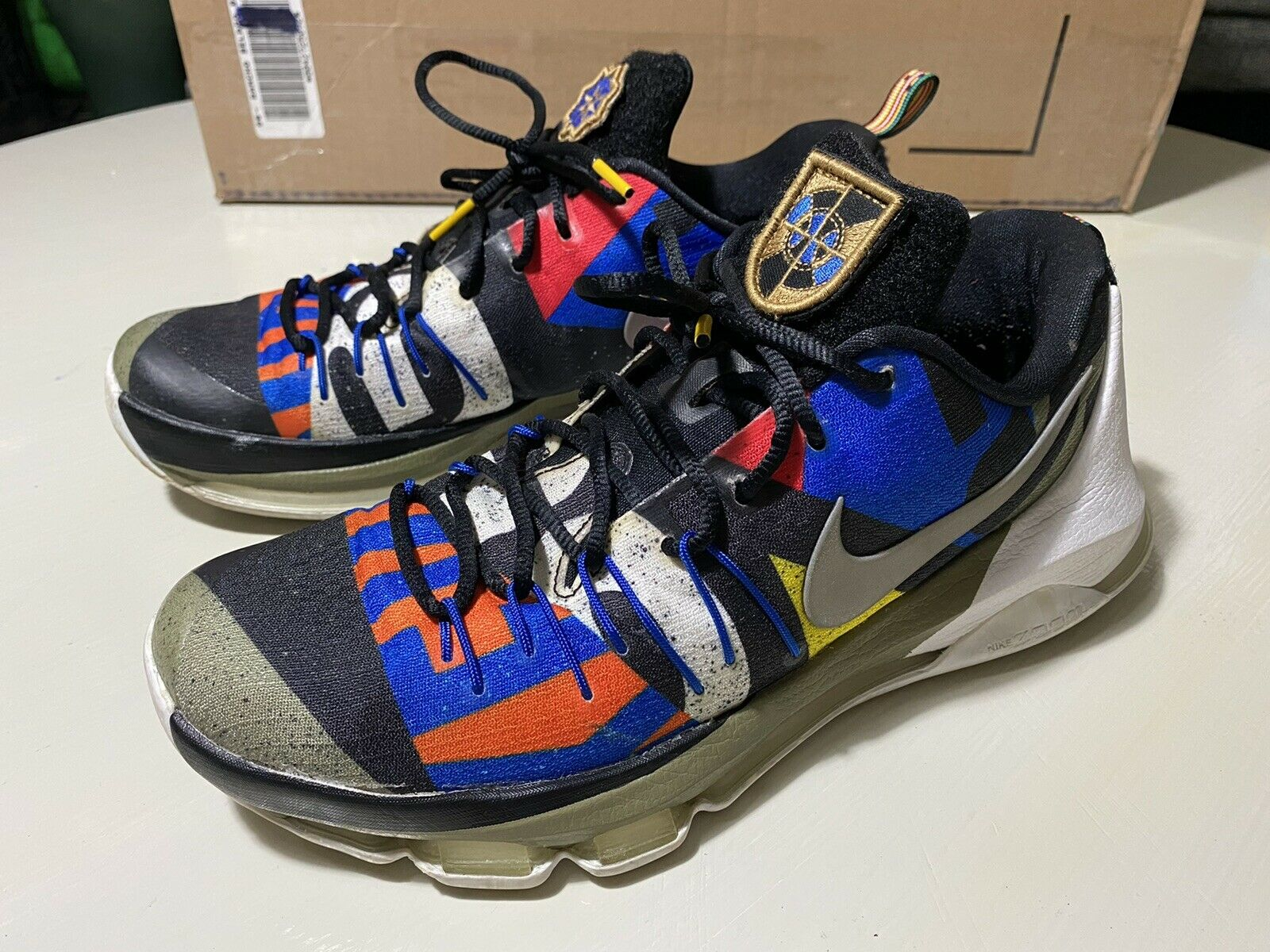 Nike KD 8 All Star Royalty Northern