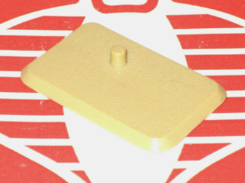 GI Joe Weapon Figure Stand Beige Tan Original Figure Accessoire #0505 1983 Tampon