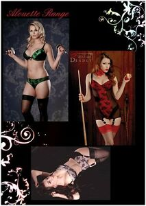 d9363afe4 Image is loading KMD-Kiss-Me-Deadly-ALOUETTE-LILI-or-MAE-