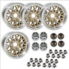 YEARONE Snowflake 17x9 Cast Aluminum Wheel Kit