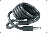 AXA RLD180 Plug in Cable Cycle Lock for Defender Frame Lock 180cm