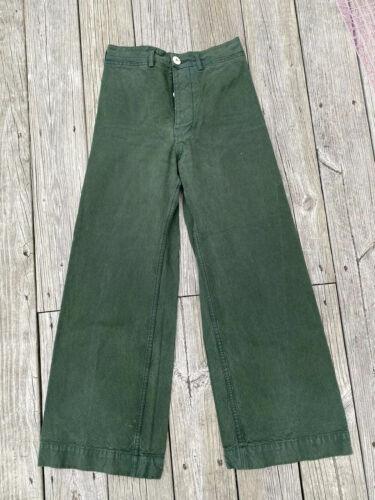 jesse kamm sailor pants Forest Service Green, Size