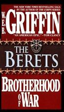 Brotherhood of War: The Berets 5 by W. E. B. Griffin (1986, Paperback)