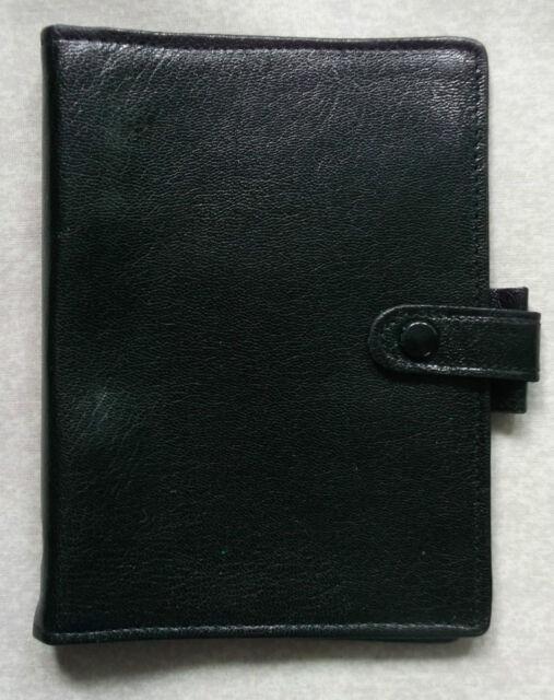 Deluxe Leather GUILDFORD Pocket Filofax Brand New In Box