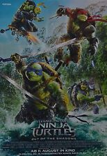 NINJA TURTLES - A3 Poster (ca. 42 x 28 cm) - Film Plakat Clippings NEU