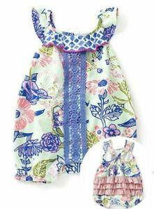 Matilda-Jane-Parachute-Romper-Size-12-18-18-24-Months-New-In-Bag-Girls-Baby