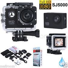 Mini SJ5000 Full HD 12MP Wasserdicht Sport ActionCam Kamera 1080P DV Camcorder
