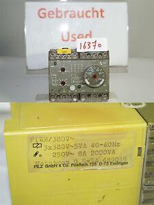 Pilz-P1WM-380V-489035-Wirkleistungsmesser
