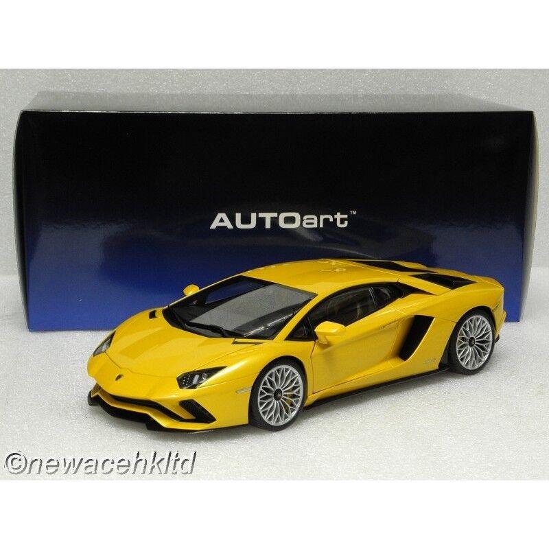 Lamborghini Aventador S Autoart Model  79
