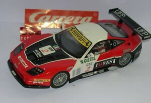 Carrera Exclusiv 20217 Ferrari 575 Gtc #2 G.p.c. Giesse Squadra Corse Unboxed Les Clients D'Abord